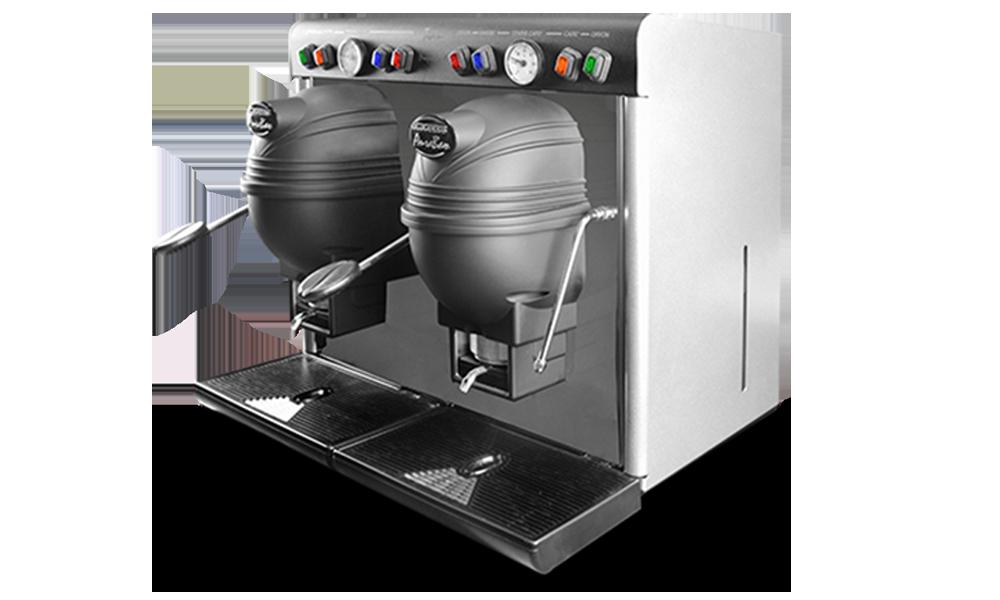Macchina Caffè Lubè - Didiesse Aura Bar Twin