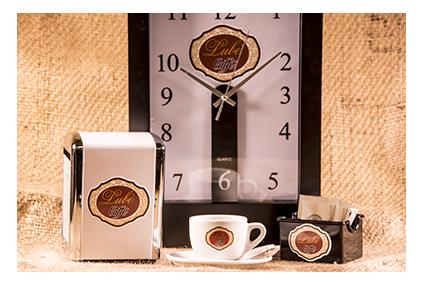 Lubè Caffè Servizi & Merchandising